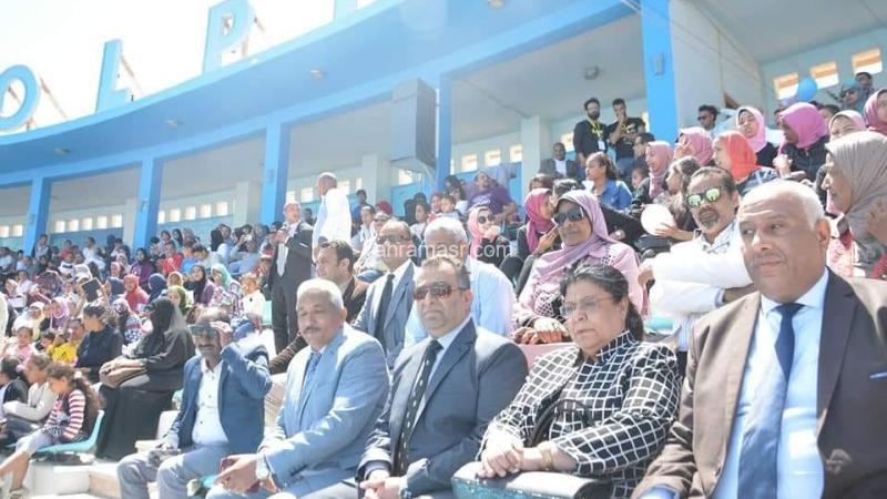 محافظة البحر الأحمر تحتفل بيوم اليتيم، و تكرم حفظة القرآن