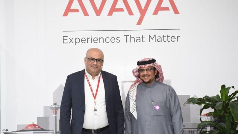 (أﭬايا) تؤكد توفير الحلول الذكية المتكاملة للاتصالات والخدماتً لها في السعودية