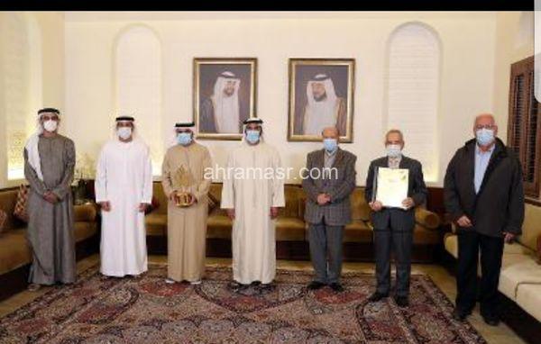 """برنامج """"أمير الشعراء"""" يتسلم جائزة الأمير عبدالله الفيصل للشعر العربي"""