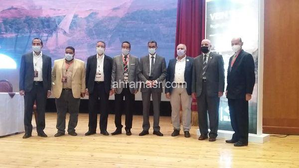 انطلاق فاعليات الأسبوع العالمي لأمراض الاوردة بطب جامعة أسوان