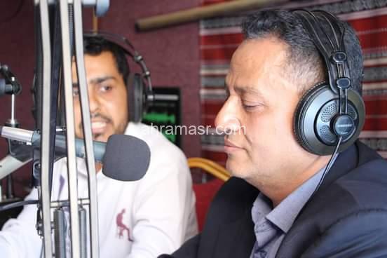 صنعاء : متدربو إيكو ميديا ينفذوا برنامج واحة الظهيرة على راديو دلتا
