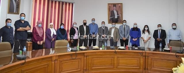 الجامعة المصرية الروسية تعلن إنشاء أكاديمية هواوى لتطوير مهارات الشباب