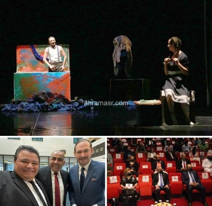 """كلية السينما والمسرح بجامعة بدر تشارك فى """"مهرجان المسرح الشبابى الحر"""" بالأردن"""