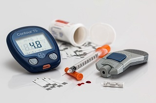Diabetes door suiker