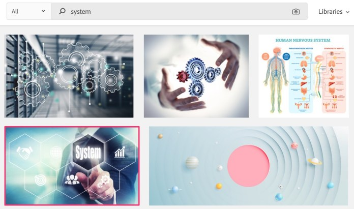 System photos royalty free images graphics vectors videos Adobe Stock