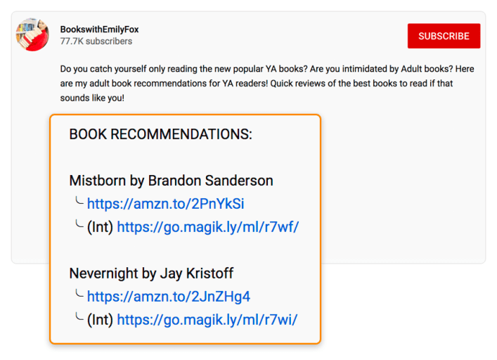 4 book recommendations affiliate link 2