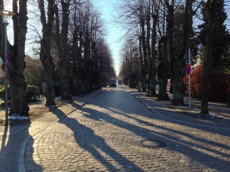 Hagener Allee, Ahrensburg – Foto: Mia