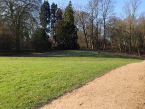Der Schlosspark in Ahrensburg – Foto: Mia