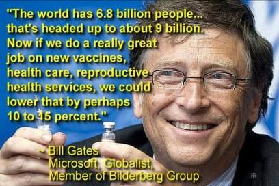 Bill Gates Eugenics - Alliance for Human Research Protection