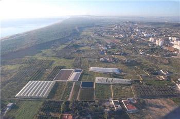 Vista aérea del MR10