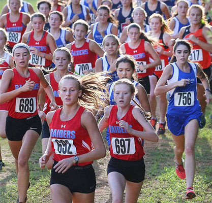 Pleasant Valley Girls Win