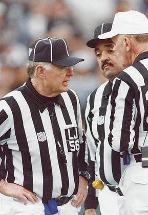 Former athletes, sports fans stay involved  by mastering rules, becoming high school officials