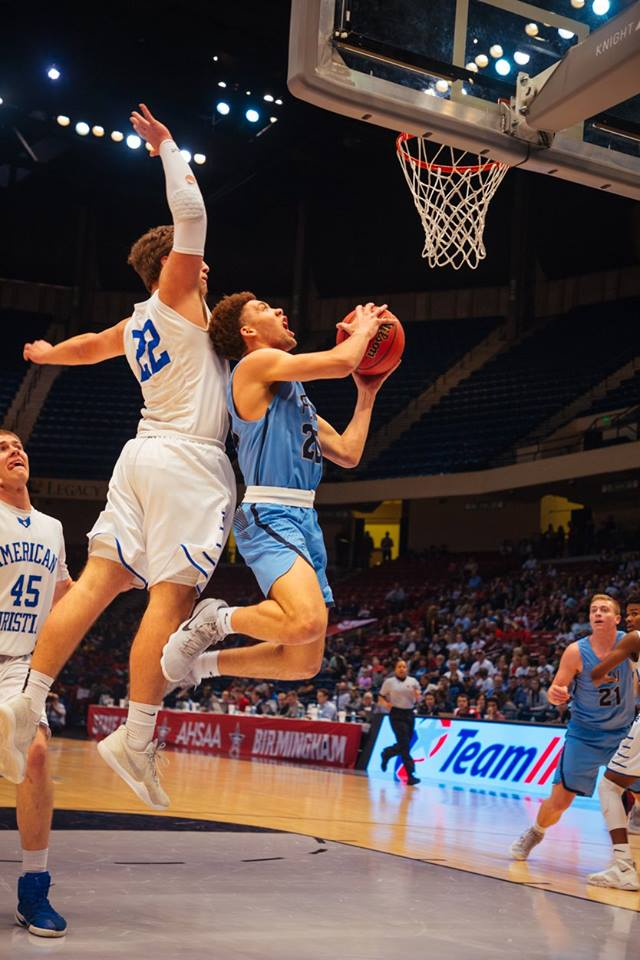 CLASS 3A BOYS' SEMIFINALS Plainview 73, American Christian 55