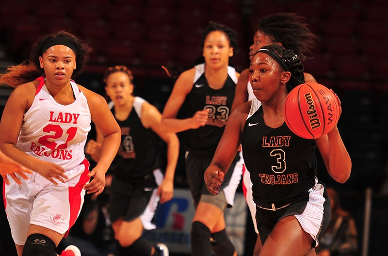 CLASS 5A GIRLS' CHAMPIONSHIP Charles Henderson 55, Central-Tuscaloosa 37