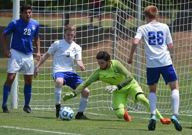 2018 Class 7A Boys' Soccer Championship