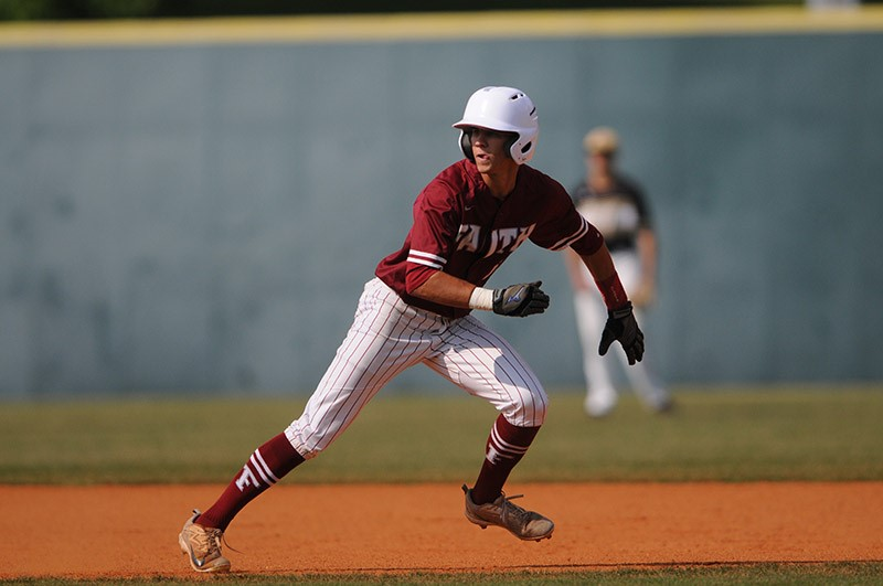 CLASS 5A STATE BASEBALL CHAMPIONSHIP SERIES GAME 1: Faith Academy 5, Russellville 3
