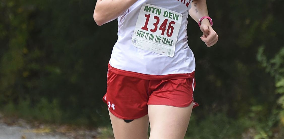 McKenzie Hogue Runs Fastest Time of 2018 to Beat a Field of 292 at Scottsboro Classic
