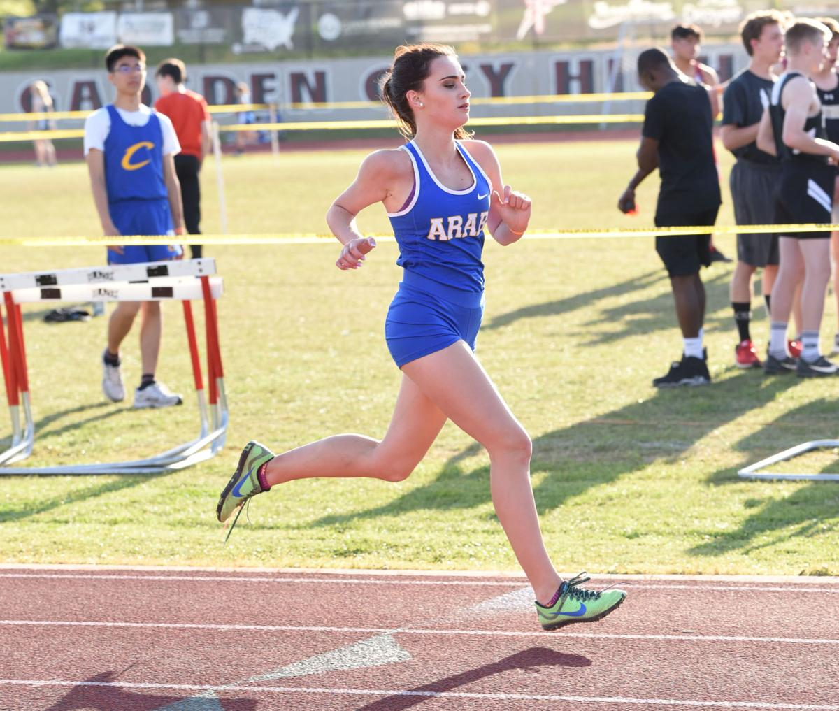 Arab Senior Megan Schwarze Wins Two Races In 4 Days to Grab AHSAA Cross Country Spotlight