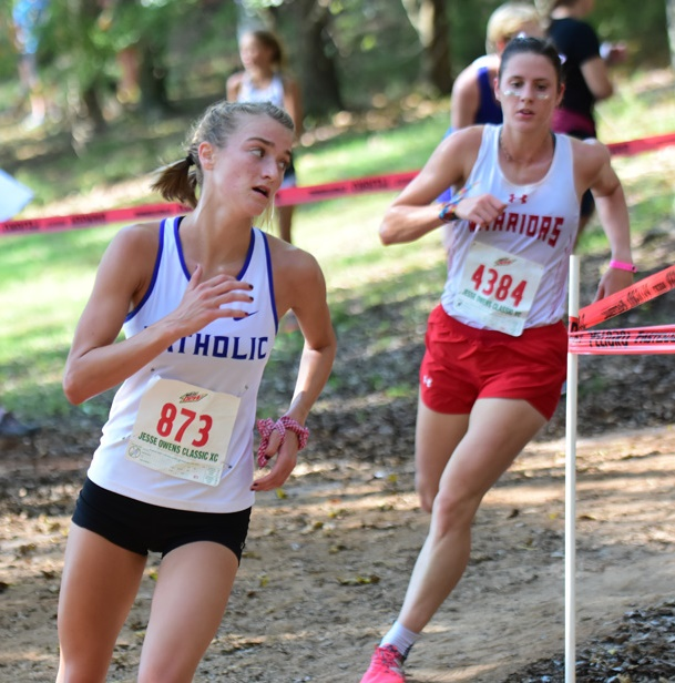 Strand, Tyynismaa Finish Strong in the 20th Jesse Owens Classic to Claim AHSAA X-C Spotlight