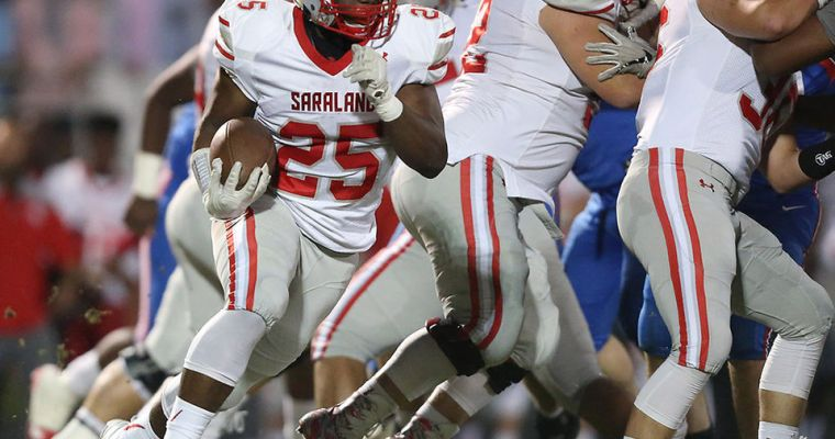 Spanish Fort & Saraland to Decide 6A, Region 1 Title in NFHS Network Bout