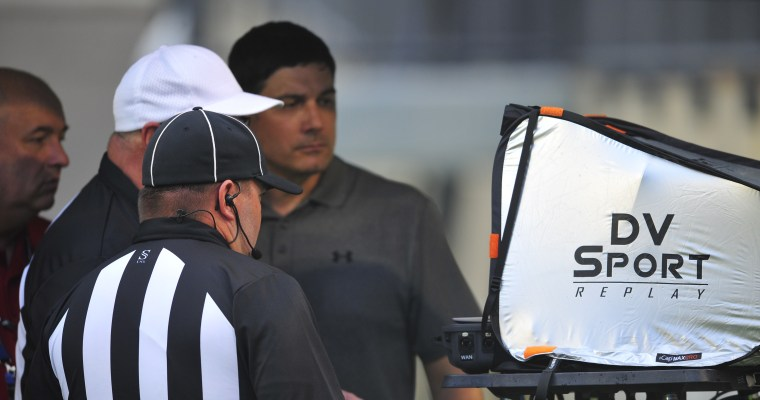 AHSAA Instant Replay Resulted in  25% of Challenges Being Reversed
