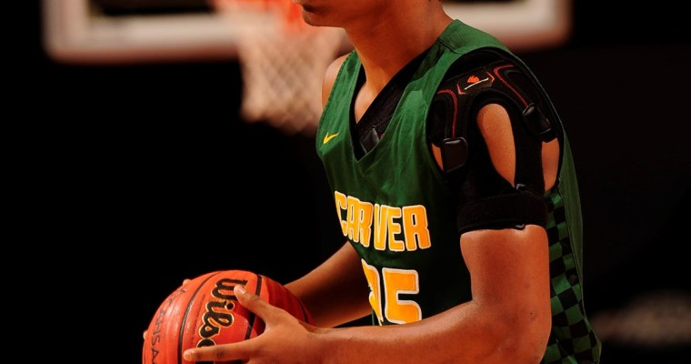 Carver-Montgomery 62, Muscle Shoals 47