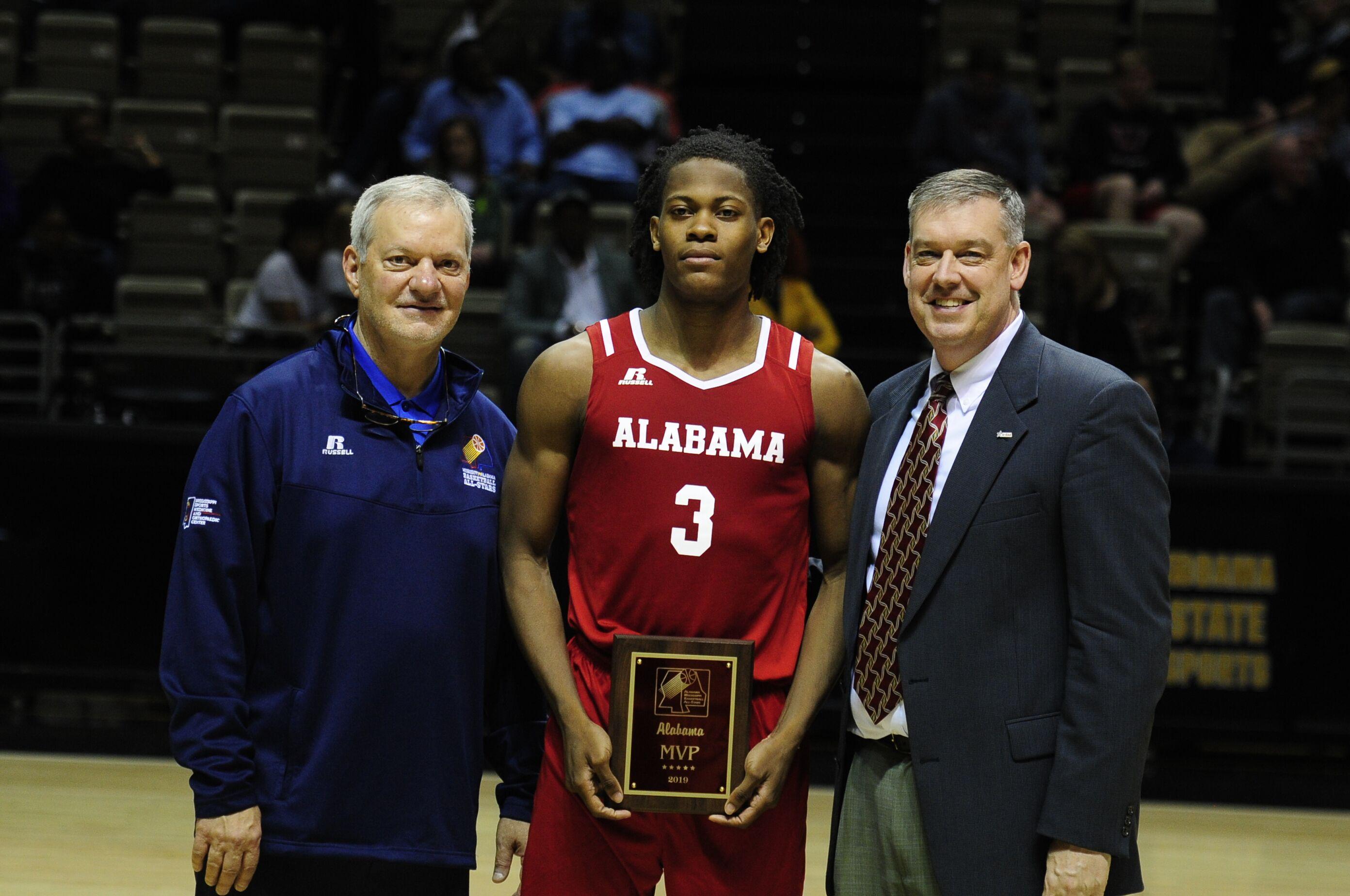 Alabama Boys 107, Mississippi Boys 90