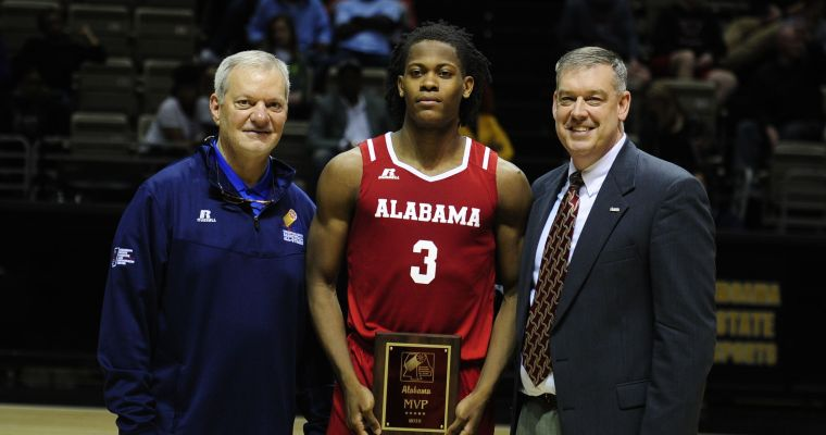 Alabama Boys 107, Mississippi Boys 90