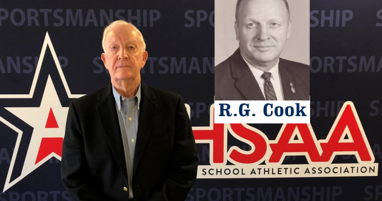R.G. Cook was a Father Figure to Hundreds of High School Student-Athletes