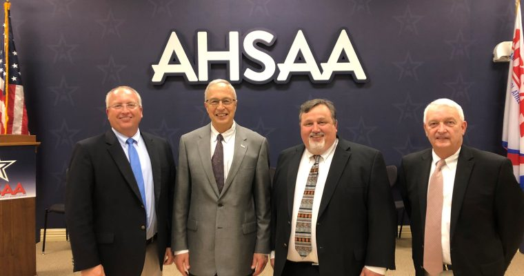 AHSAA Central Board Approves Revenue Share Distribution; Legislative Council Ratifies Three Proposals at Spring Meeting