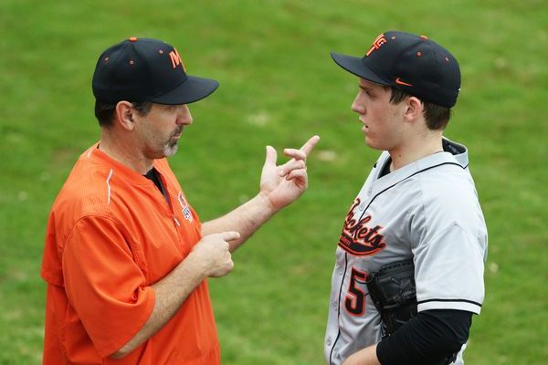 McGill-Toolen Baseball Team is at their Best When Senior Chandler Best is on the Mound