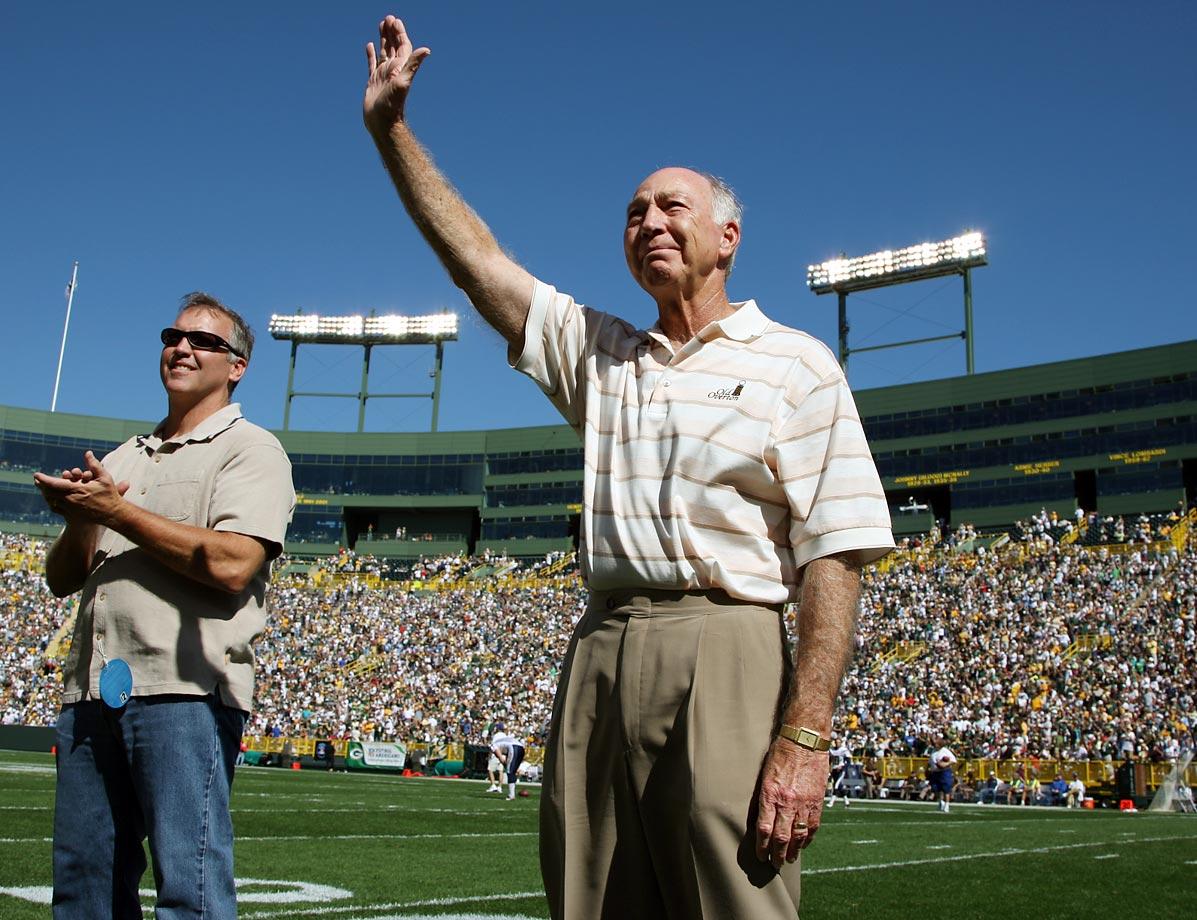AHSAA Mourns Death of Pro Football Legend Bart Starr