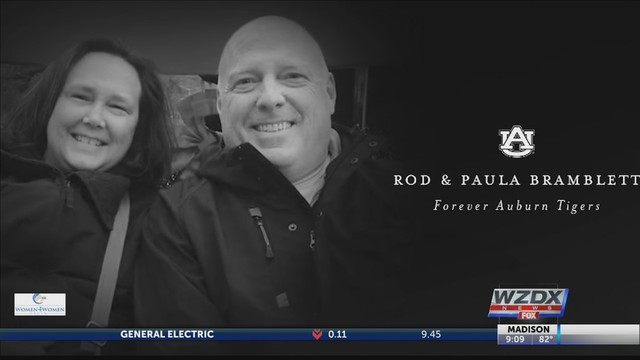 AHSAA Mourns Death of Rod and Paula Bramblett