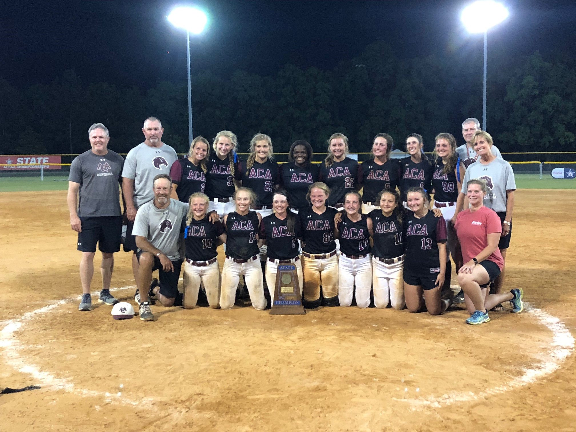 Alabama Christian Wins 4A State Title at AHSAA 2019 Softball Tourney at Lagoon Park