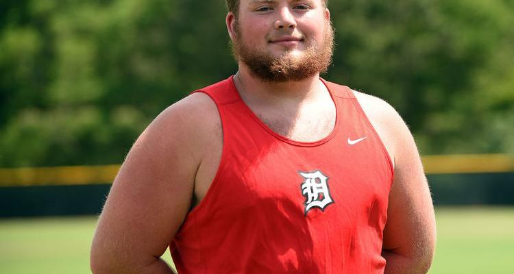 Dothan's Cooper wins national shot put title at Junior Olympics