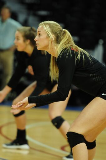 AHSAA 49th Elite Eight State Volleyball Championships CLASS 2A FINALS G.W. Long 3, Addison 1