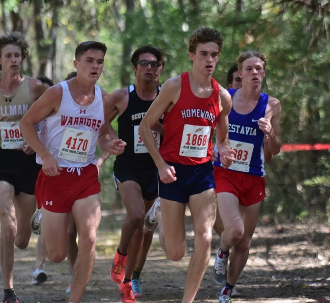Vestavia Hills' Ethan Strand Claims Top Spot in Jesse Owens Classic