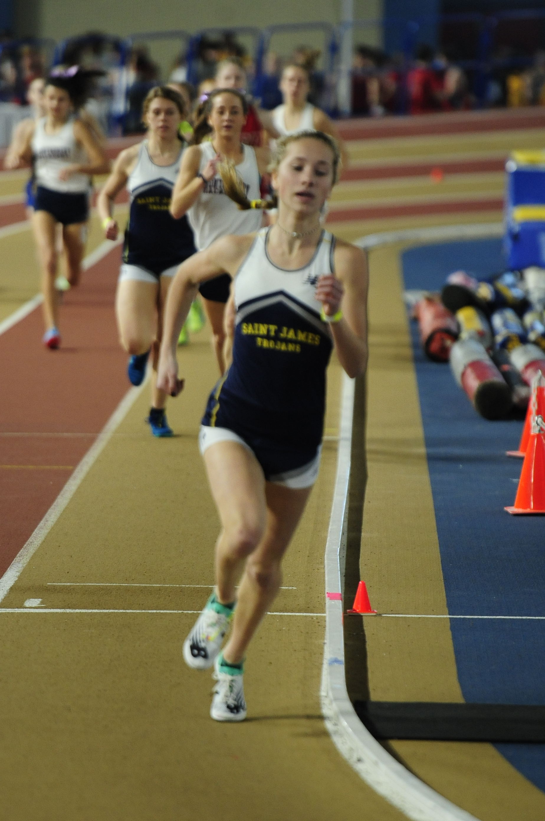 Schools Gearing to Compete at the AHSAA's 50th Indoor Track Championships Feb. 7-8