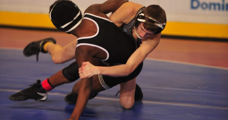 Arab, Gardendale Take First-Day Leads at 65th Wrestling Championships