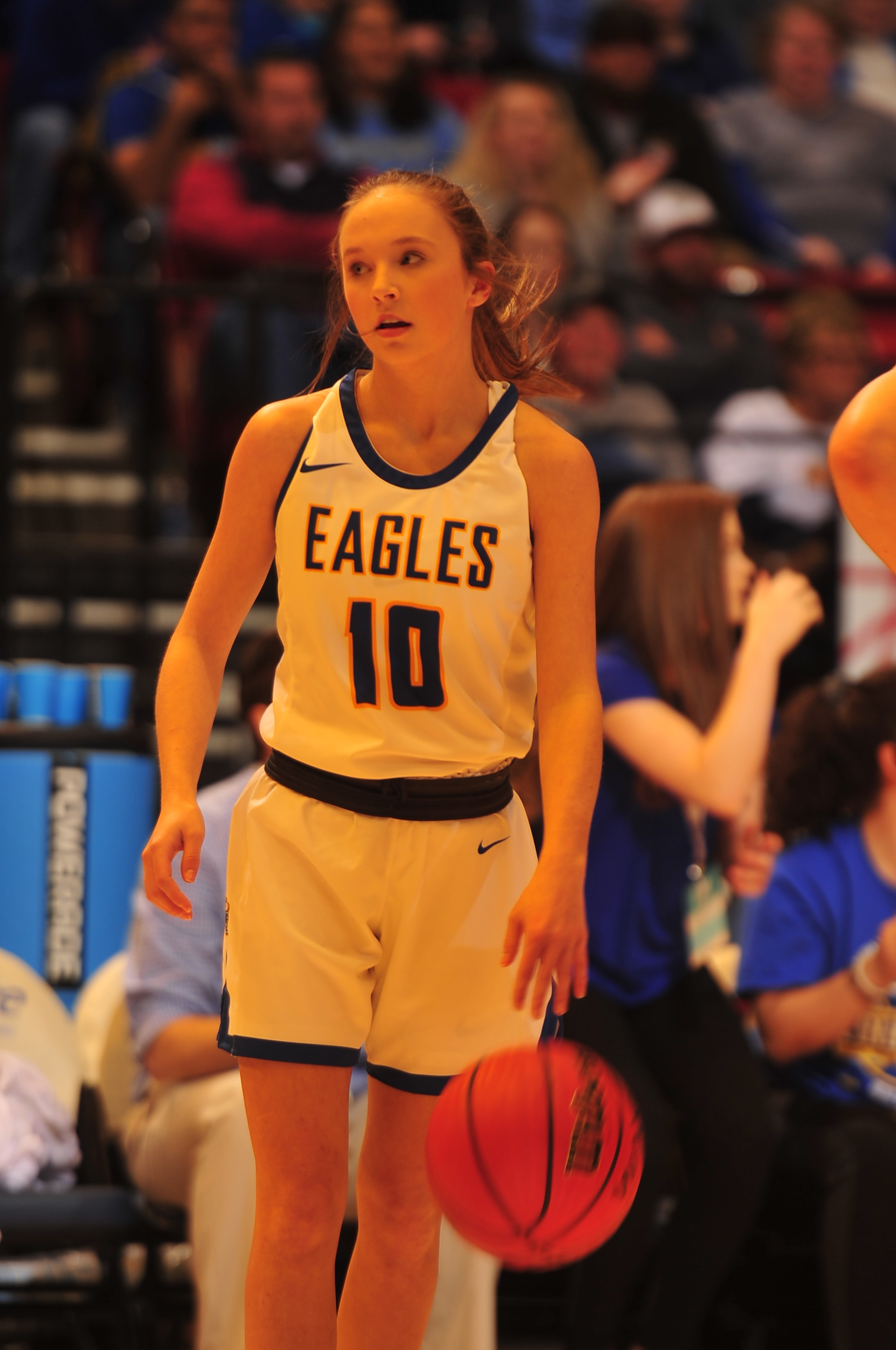 Class 2A Girls' Semifinals Cold Springs 61, Central-Hayneville 46