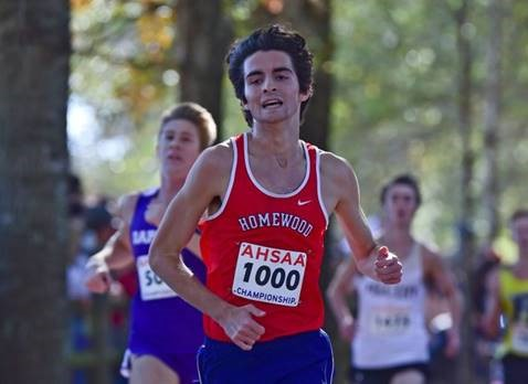 AHSAA Cross Country Week 4 Spotlight: Hope Emerges in Fast Field to Win the Chickasaw Trails Boys' Championship