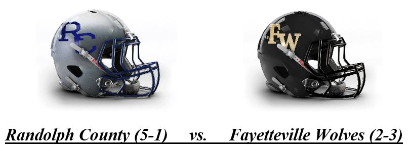Fayetteville Hosts Randolph County Tonight in AHSAA TV/NFHS Network Game of the Week