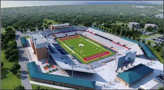 North-South All-Star Football Game Moving to Mobile's University of South Alabama Stadium