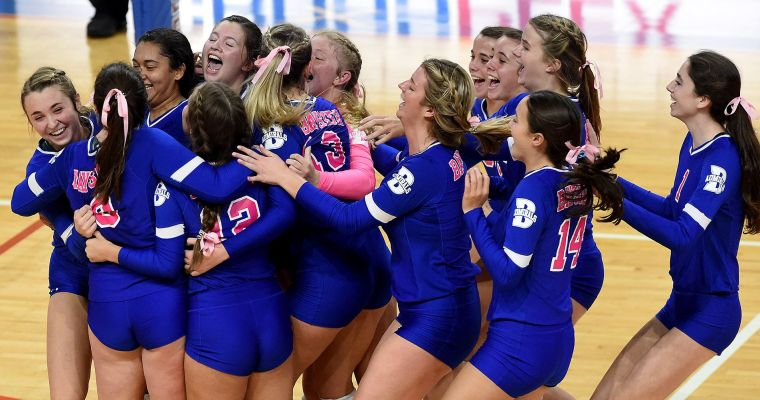 AHSAA 50TH VOLLYBALL STATE CHAMPIONSHIPS CLASS 5A STATE CHAMPIONSHIP: Bayside Academy 3, West Point 0