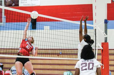 AHSAA Volleyball Spotlight for Week 7 Horseshoe Bend Generals Serve Up  Aces to Extend Winning Streak