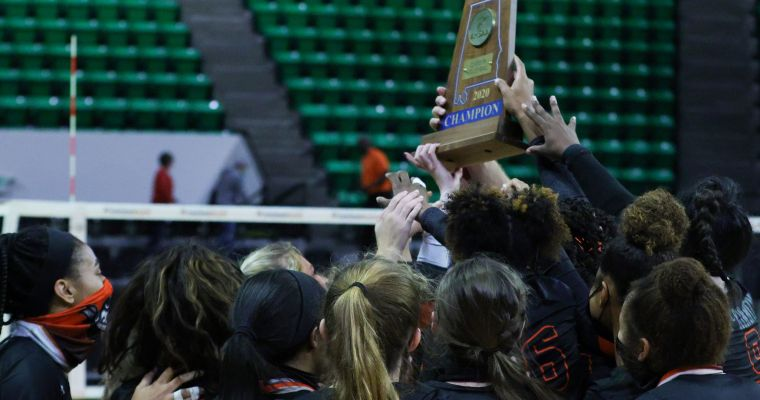 CLASS 7A STATE VOLLEYBALL CHAMPIONSHIP: Hoover 3, Spain Park 0
