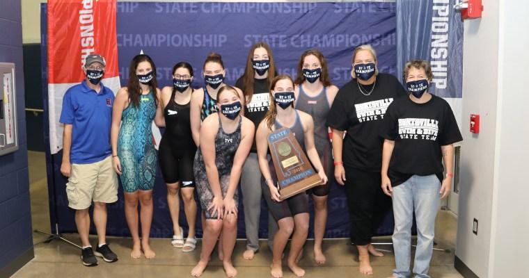 Huntsville, Bayside Academy Claim 2020 AHSAA Girls' State Swimming Titles