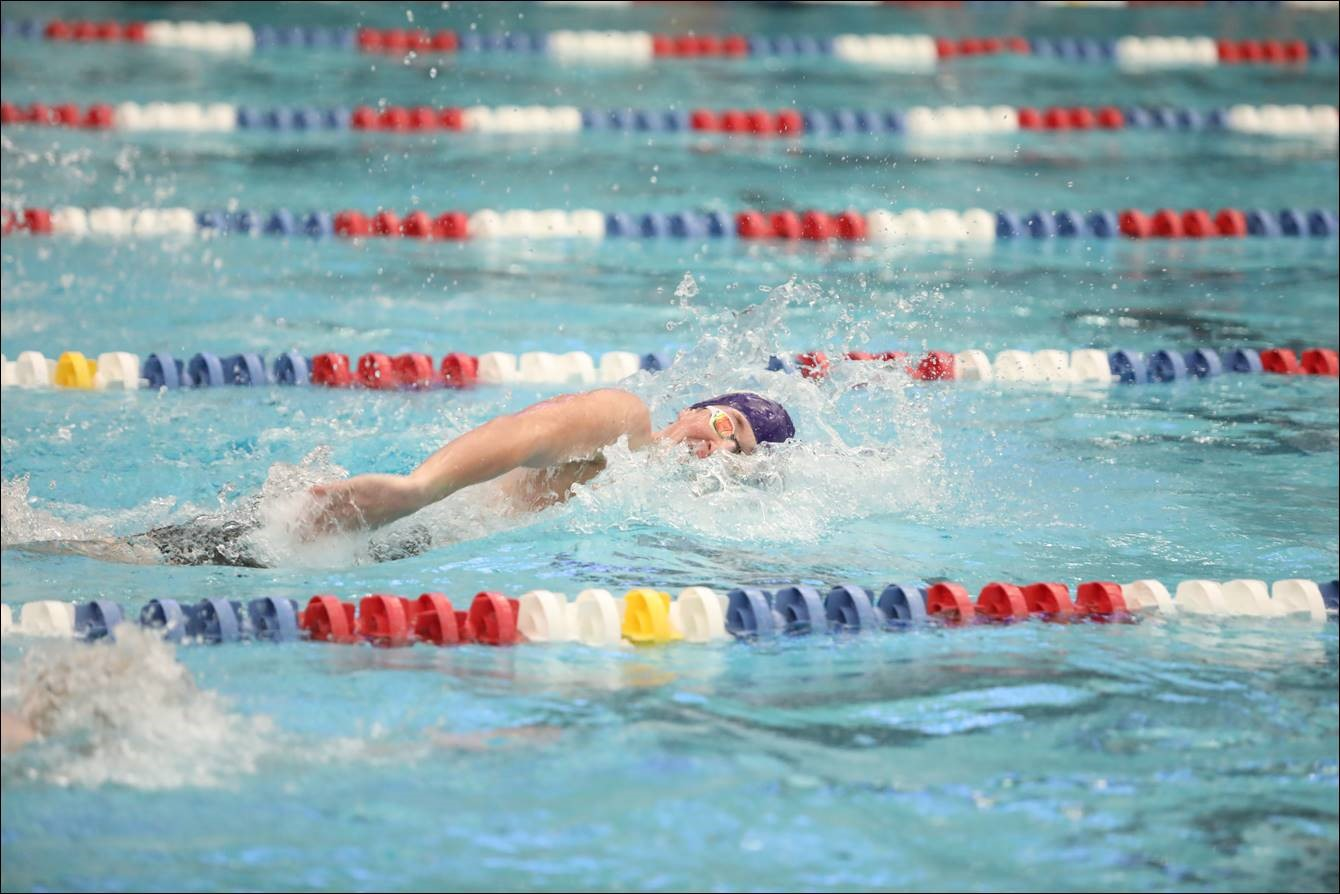 Huntsville, T.R. Miller Repeat as  AHSAA Boys' State Swimming Champions