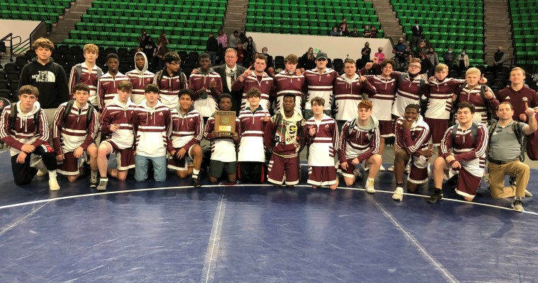 Gardendale Repeats with 38-19 Victory Over Wetumpka in 5A/6 Duals Finals
