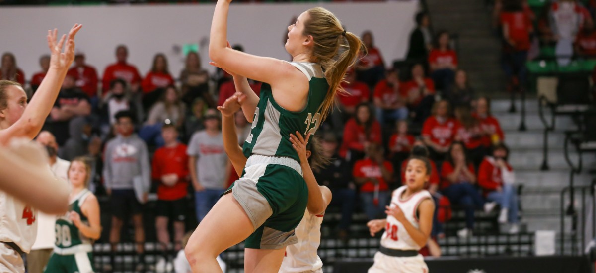 Class 1A Girls' State Championship: Skyline 54, Marion County 41